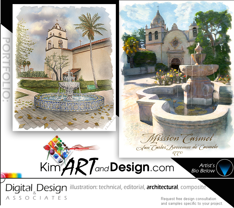 Architectural ILLUSTRATION - Watercolor rendering solutions portfolio